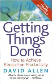 GTD book cover image