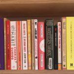 productivity book shelf