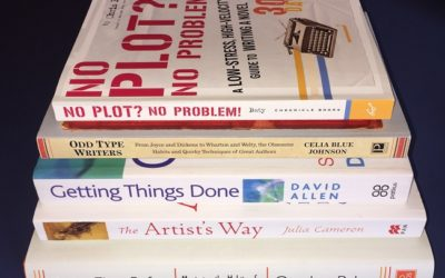 Image of Bec's top five productivity books