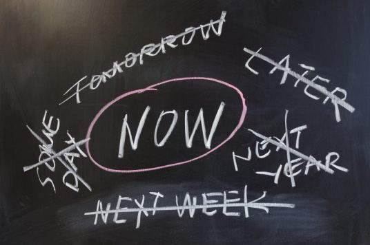How to master the art of deliberate procrastination Image
