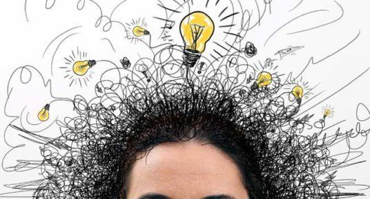 head with lightbulb image