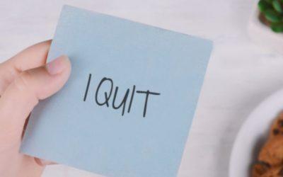 quitting image