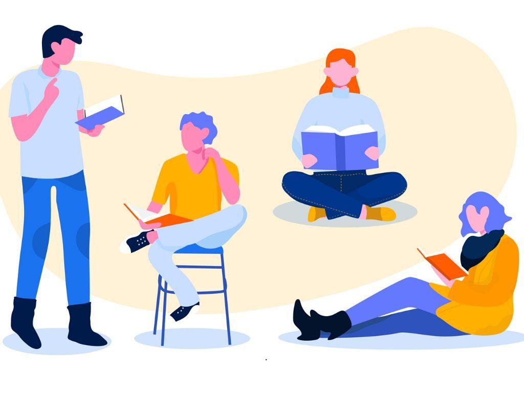 Writing group image