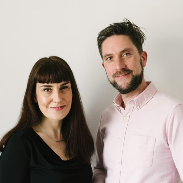Photo of Bec and Chris Prolifiko founders