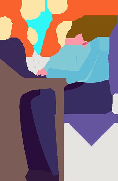 Productive writer image