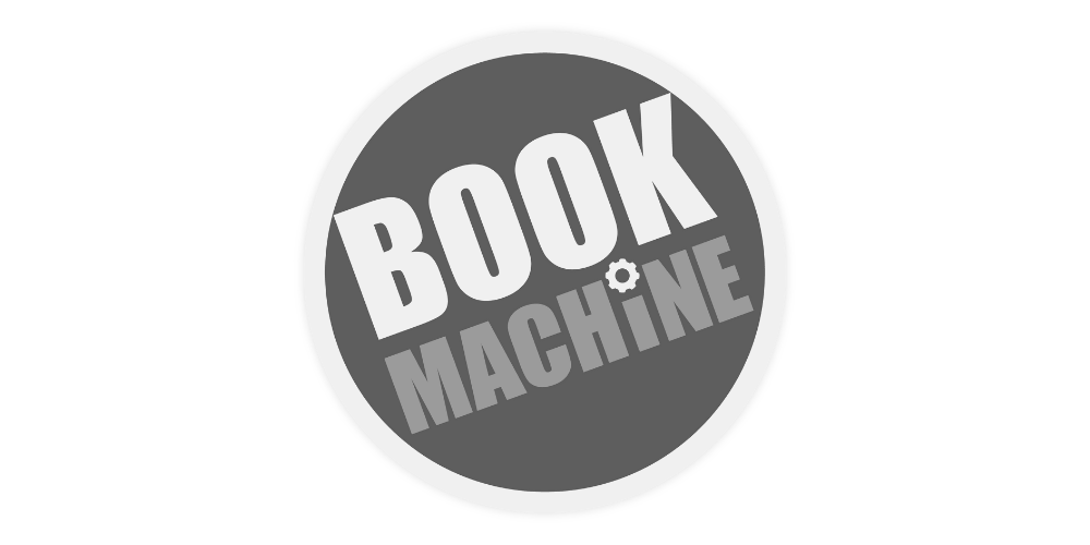 Book Machine logo
