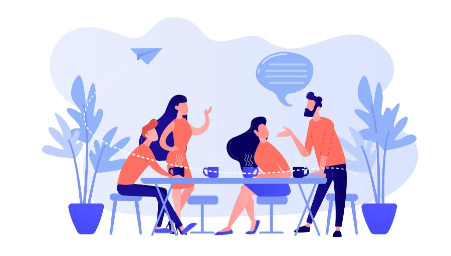 The secrets of successful collaborative writing