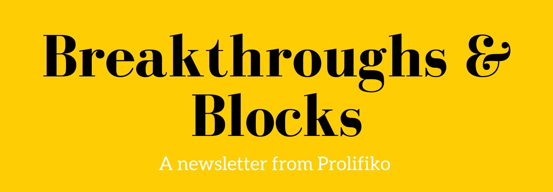 Breakthroughs & blocks logo