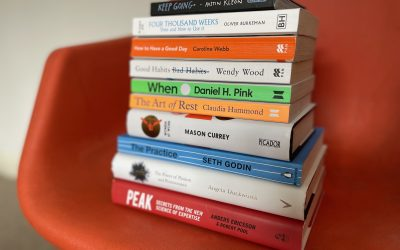 Keep going: 10 books to help build your writing resilience