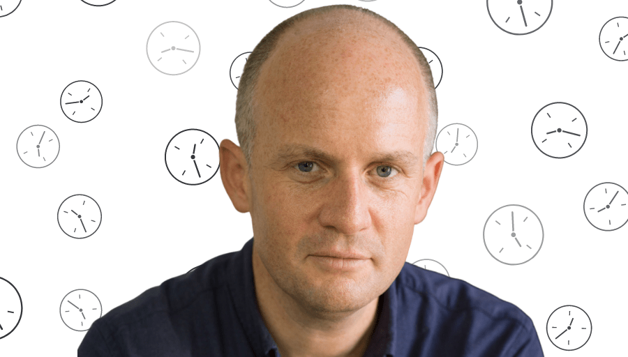 Oliver Burkeman on time and how to use it